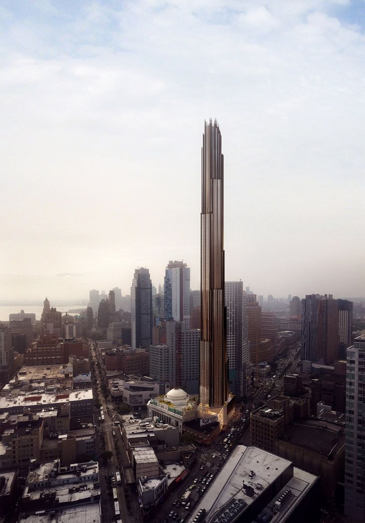 Landmarks Approves Changes to Dime Savings Bank, Paving Way for Brooklyn's Tallest Tower at 340 Flatbush Avenue Extension - New York YIMBY