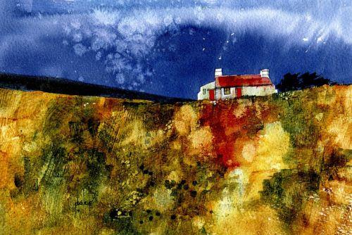 Moorland cottage revisted