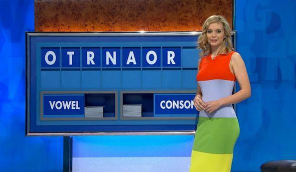 Rachel Riley suffers VERY awkward wardrobe mishap on Countdown sending fans into meltdown - http://buzznews.co.uk/rachel-riley-suffers-very-awkward-wardrobe-mishap-on-countdown-sending-fans-into-meltdown -