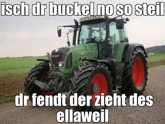 Die Facebook-Seite Schwobamemes bastelt die großartigsten Memes uff Schwäbisch.