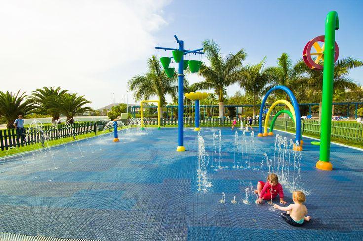Hotel THB Tropical Island #Lanzarote #holidays #vacaciones #PlayaBlanca #hotel #hotels #hoteles #splashpark #kids