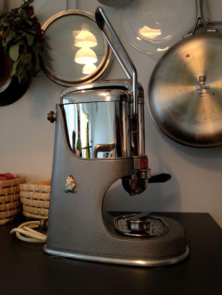 My Caravel Espresso maker (Milano, early 60's)