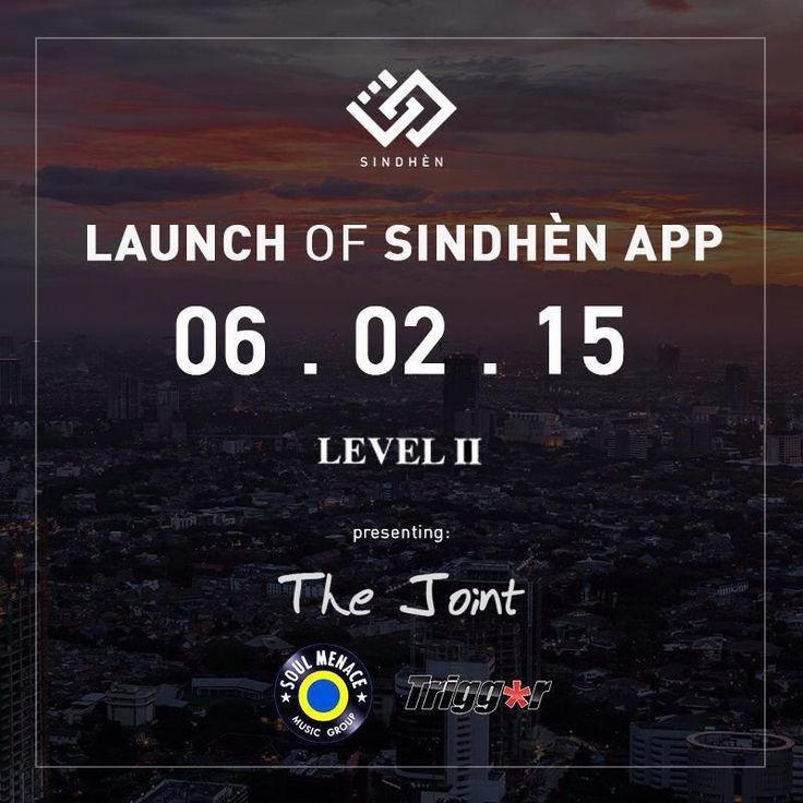 Mark your calendar people!!  FRIDAY, FEB 6th 2015 at @FOUNDRY8 Level ll  #THEJOINT Jakarta Underground HipHop Movement by @TriggerJKT @Soul_Menace & SINDHEN  Inconjuction with The Launch of #SINDHEN'APP featuring @deejaycream @stankreelekamp @pdoobiie & @djmikey81  Bringing you solid HIPHOP and smooth R&B from the OLD to the NEW school. This is a NON-EDM event, any EDM requests will be harshly ignored!!!  www.soulmenace.com www.triggerproduction.com  SUPPORT GOOD MUSIC #sindhenapp