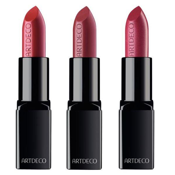 Vyzkoušejte jeden z mnoha růžovočervených či třešňových odstínů ARTDECO! #artdeco #profiskin #expertnakrasu