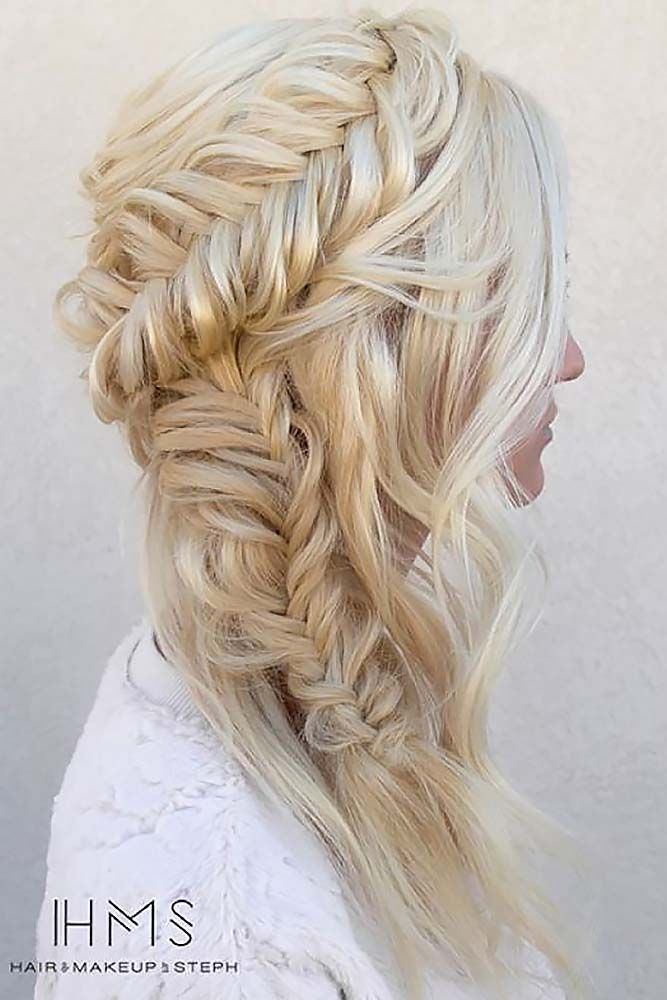 Wedding Hairstyles For Long Hair Bridal Updos For Long: 3143 Best Images About Wedding Hairstyles & Updos On