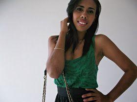 Estilo Camila Silva: LOOK PARA COMPROMISSOS DE ULTIMA HORA
