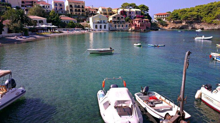 #Assos #beach at Kefalonia, #IonianIslands