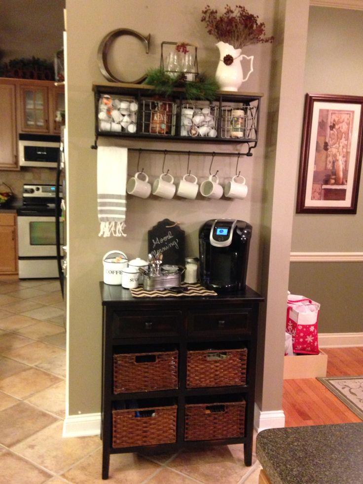 24 best decorative coffee designs images on pinterest - Como decorar una cocina rustica ...