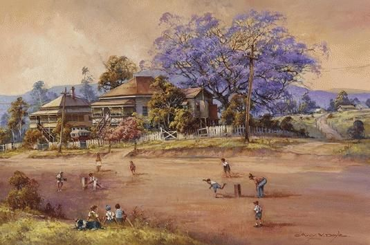 After School Game by D'Arcy Doyle