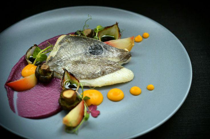 John Dory fish.