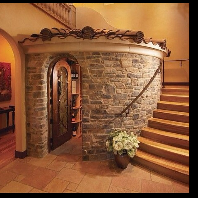 Sweet! This would totally be my entrance to my book room! ha ha