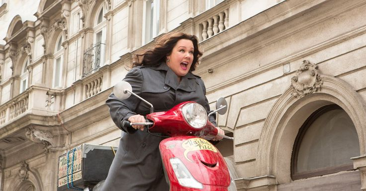 Review: In 'Spy,' Melissa McCarthy Is a C.I.A. Drudge Who Goes Rogue  -  #spy #melissamcarthy  #kurttasche