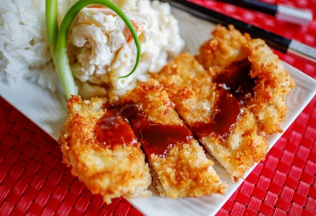 Chicken katsu is a japanese food that can be eat directly or together with warm white rice. Below is a simple chicken katsu recipe that you can try at home... | Food Recipe