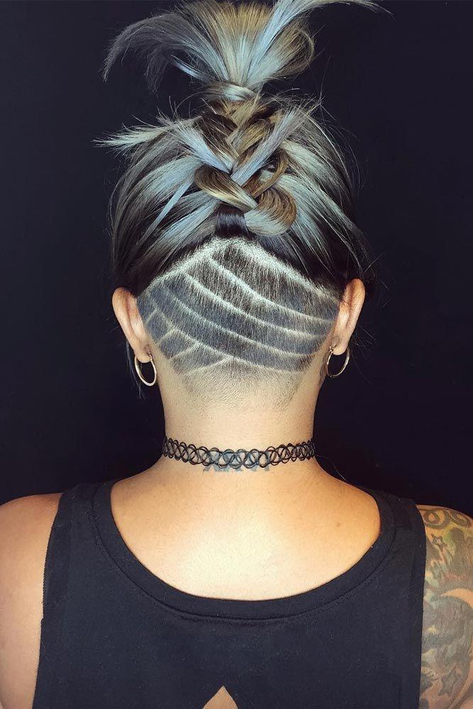 Excellent 1000 Ideas About Undercut Designs On Pinterest Undercut Hair Hairstyles For Men Maxibearus