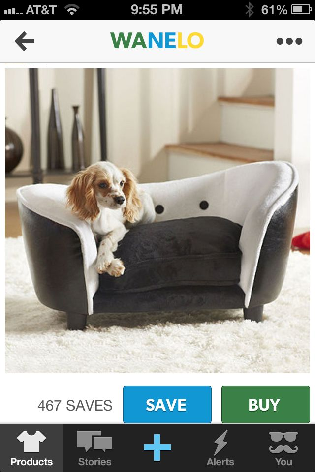 Got to get it for my puppy child meuble pour animal de compagniemobilier