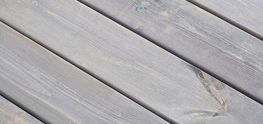 Softwood Decking Devon