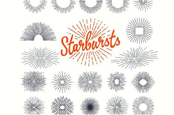 @newkoko2020 +66 Vintage starburst bundle by VectorBakery on @creativemarket #bundle #set #discout #quality #bulk #buy #design #trend #vintage #vintagegraphic #graphic #illustration #template #art #retro #icon