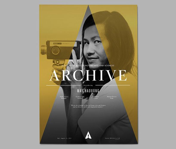 The Oscars Academy / New updated logo design / Marketing & Poster Design / Logo implementation  /By 180LA