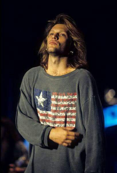 Jon Bon Jovi in 1995! ☆                                                                                                                                                                                 More