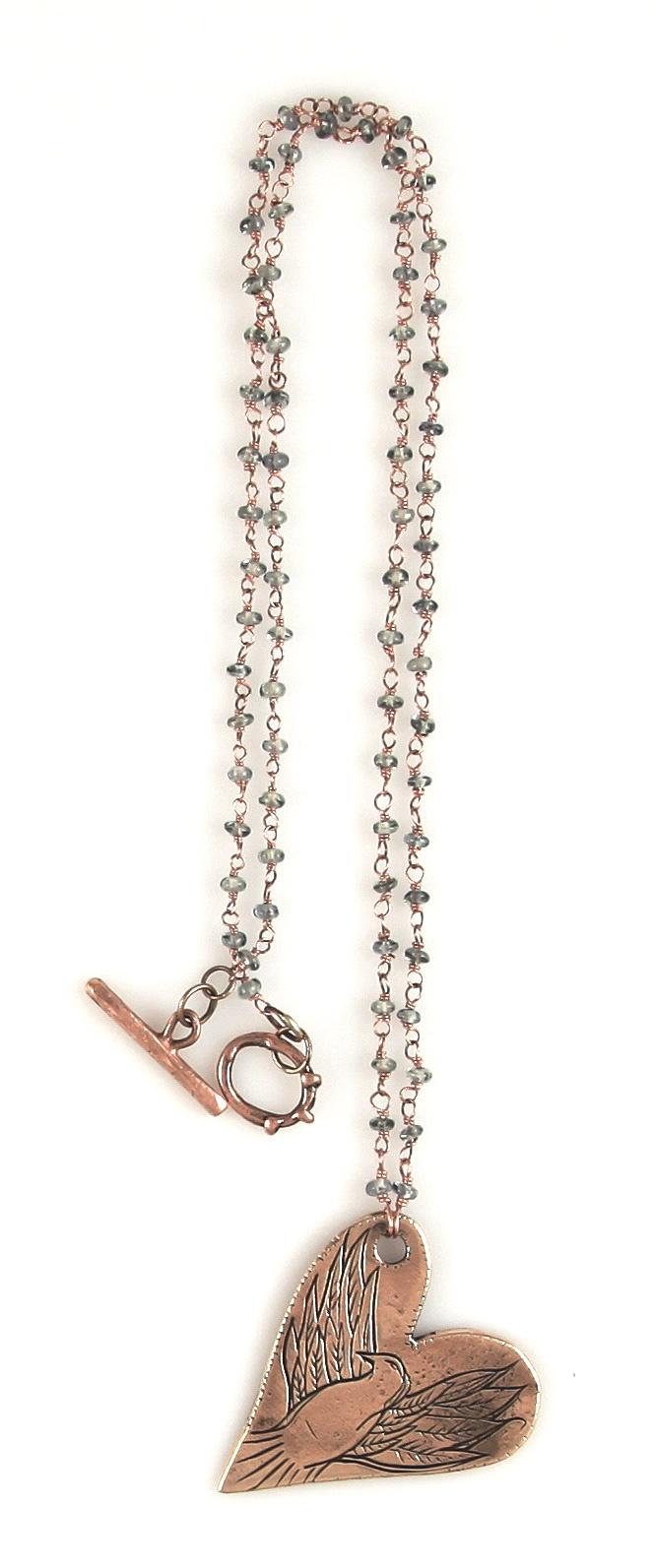 Firen Necklace | Jes MaHarry Jewelry
