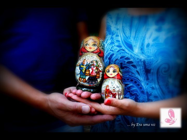 """Matrioshkas family"" project - romantic picnic by Era uma vez."
