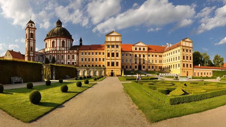 Jaroměřice Chateau, Czech Republic
