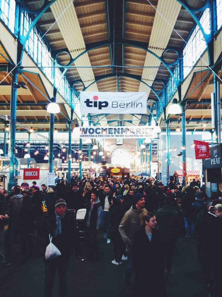 The top street food markets in Berlin summarized for you with all the relevant information. Nowadays Berlin has a lot to offer when it comes...
