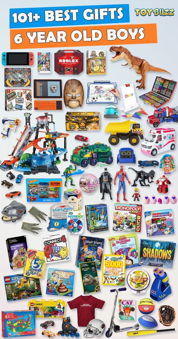 6 Year Old Boy Gifts For Christmas 2020 Gifts For 6 Year Old Boys 2020 – List of Best Toys | 6 year old