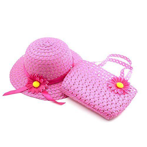 Sale Preis: HUAYANG Frische Pastoral Art Baby Mädchen Sommer Sonnenschutz Strohhut Blumenkappe Handtasche (Rosa). Gutscheine & Coole Geschenke für Frauen, Männer & Freunde. Kaufen auf http://coolegeschenkideen.de/huayang-frische-pastoral-art-baby-maedchen-sommer-sonnenschutz-strohhut-blumenkappe-handtasche-rosa  #Geschenke #Weihnachtsgeschenke #Geschenkideen #Geburtstagsgeschenk #Amazon