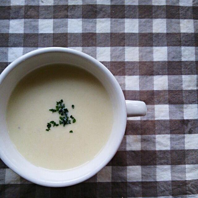 濃厚ポテトスープ♪ - 34件のもぐもぐ - ビシソワーズ by 314sugar