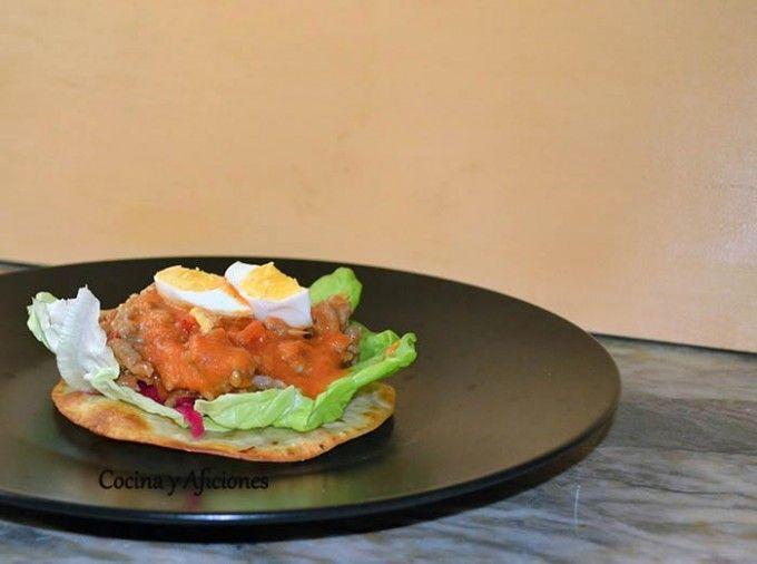 **** Enchiladas guatemaltecas, como las de abuela del Chef Luis Carrillo de Izab …  – Carne, aves, conejo, cordero-……