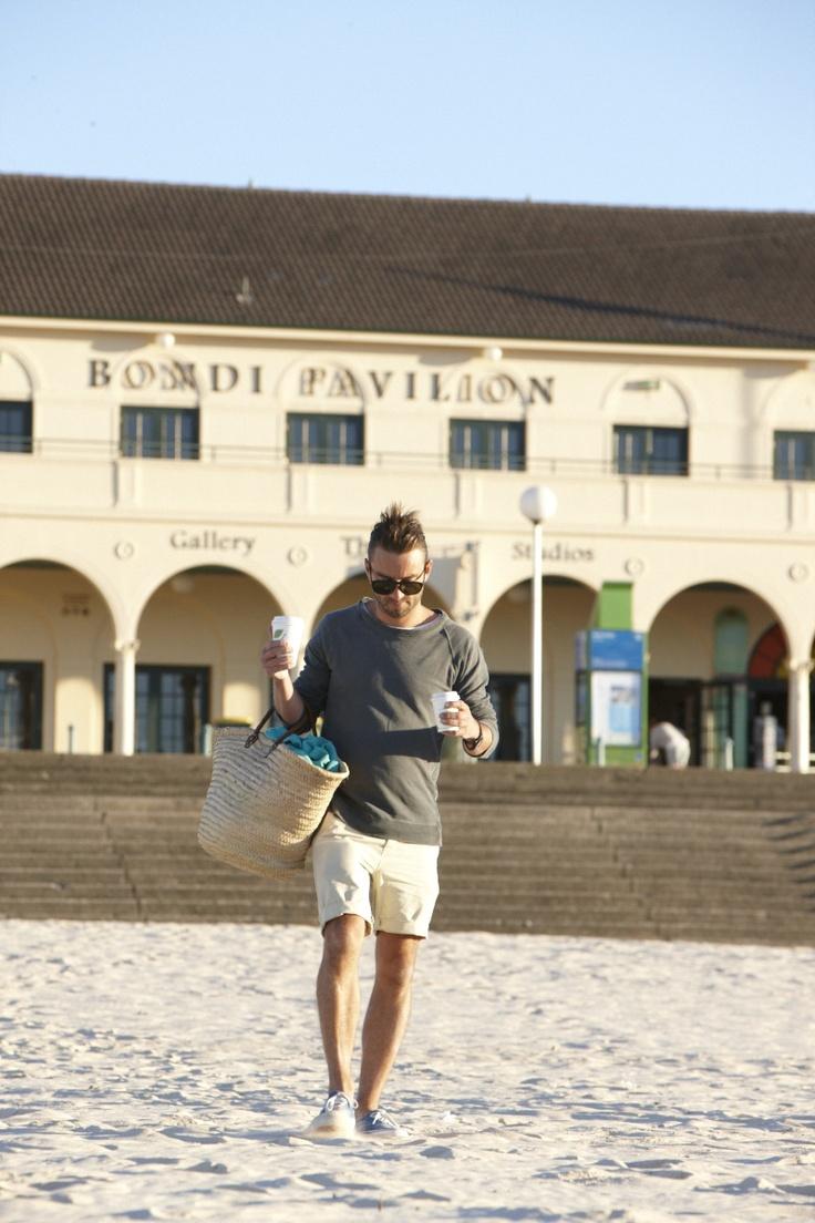 We wish we lived near Bondi beach!