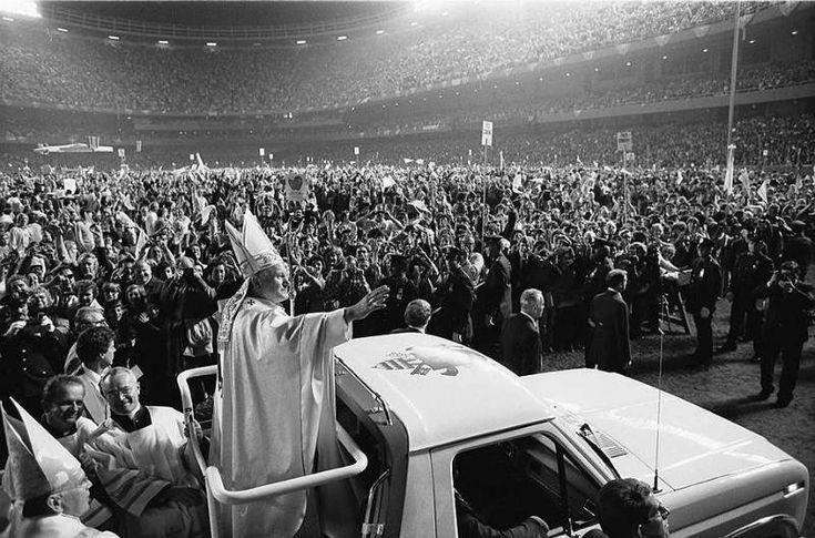 11 citações mais inspiradoras de São João Paulo II...  :)