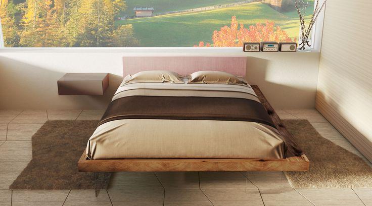 Oltre 25 fantastiche idee su camera da letto legno su for Cassettiera lago prezzo