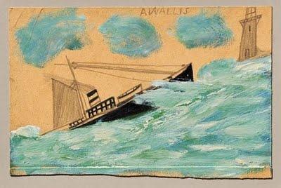 Alfred Wallis, St Ives, Cornwall, 1855-1942