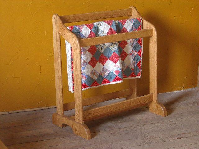 12 Best Quilt Stands Images On Pinterest Quilt Racks