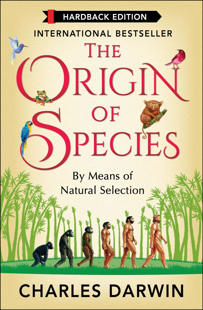 57 best new books cover images on pinterest book covers cover the origin of species by charles darwin 9789387669345 general press science general fandeluxe Image collections