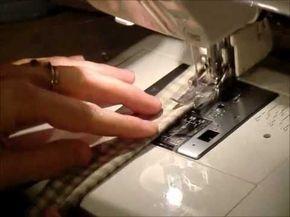 Cucito Creativo: Tutorial Portatorte by Angeli di Pezza - YouTube
