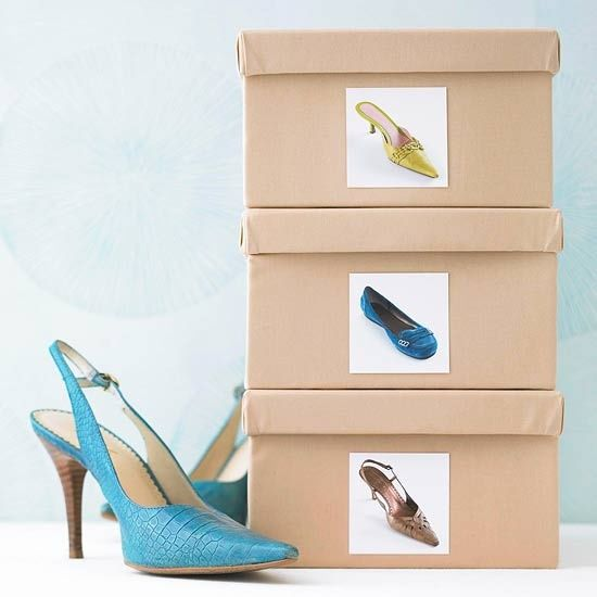 Can you ever have too many shoes?! Well, if you have them, you know it. Great tips and ideas on how to take care of your babes and find room for them in your closet!