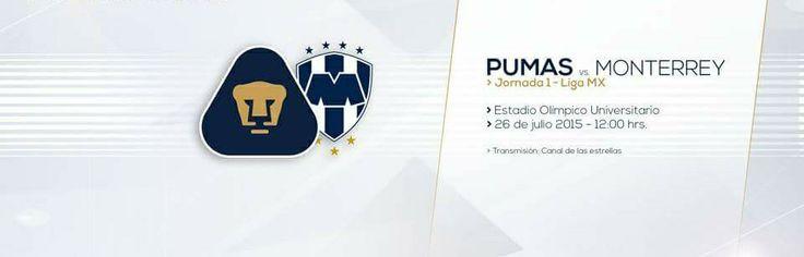 Jornada 1   Pumas Vs Monterrey