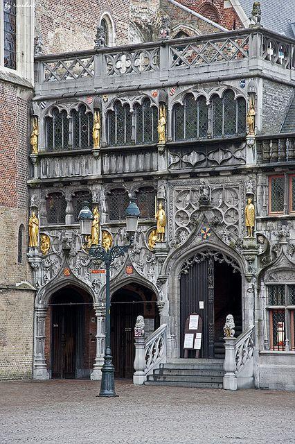 Heilige bloedbasiliek, Brugge