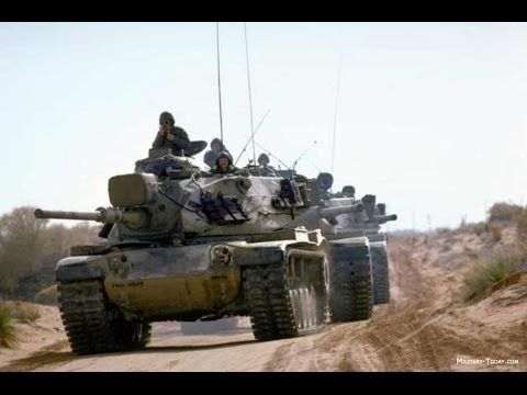 M-60 Patton Tank (documentary) - YouTube