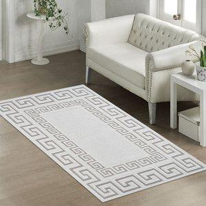 Odolný koberec Versace, 140x200 cm, béžový