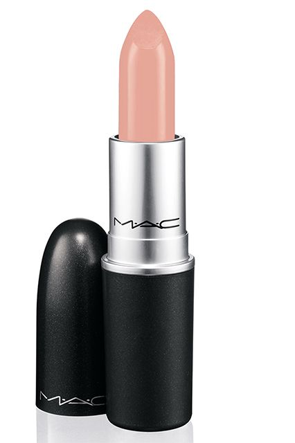 This Is How MAC Does A Romance Novel #refinery29 http://www.refinery29.com/mac-novel-romance-makeup-collection-fall-2014#slide34 MAC Lipstick in Myself, $16, available August 14 at MAC Cosmetics.