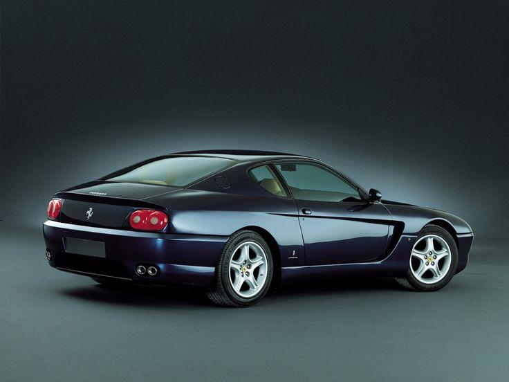 Ferrari 456 GTA '1996