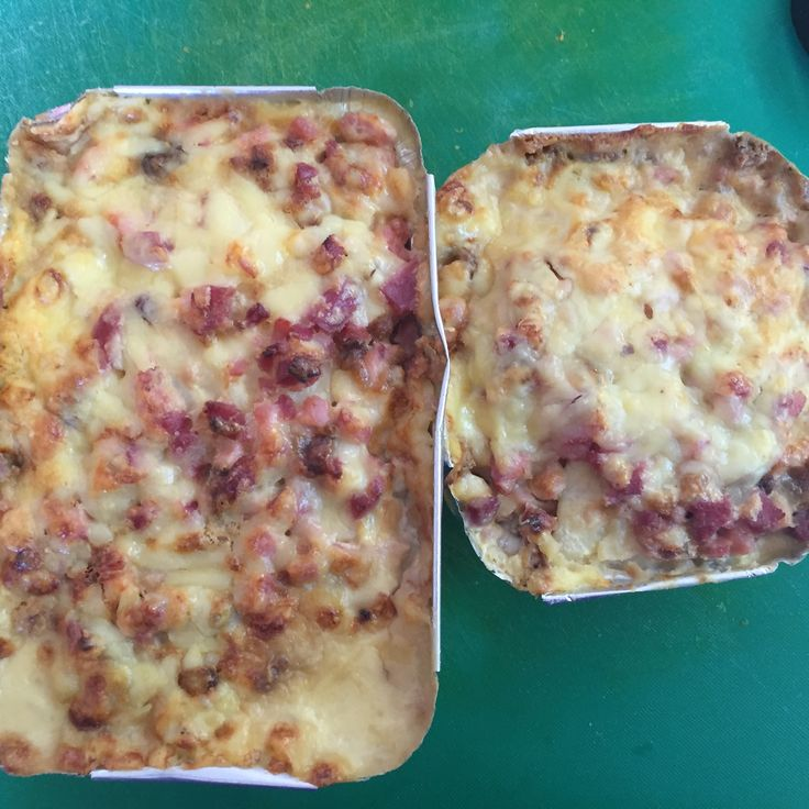 Potato bake... Made to order especially if you have that special function