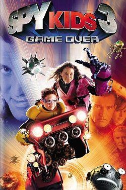 دانلود دوبله فارسی فیلم Spy Kids 3: Game Over 2003  نسخه دوبله فارسی (دو زبانه) فیلم بچه های جاسوس 3 کیفیت BluRay 1080p - 720p اضافه شد  Wikipedia - IMDb امتیاز سایت IMDb از 10: 4.   #دانلود دوبله فارسی فیلم Spy Kids 3: Game Over 2003 #دانلود فیلم Spy Kids 3 دوبله فارسی #دانلود فیلم بچه های جاسوس 3 دوبله فارسی