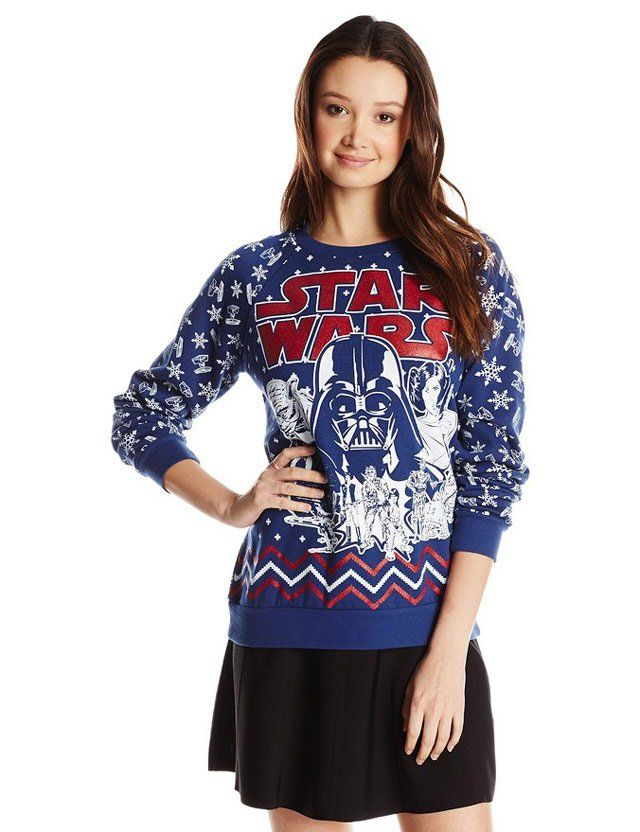 Must have Star Wars Ugly Sweaters everyone