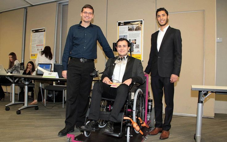 Presentan alumnos de la UDEM proyectos exitosos «  Mty ID Magazine