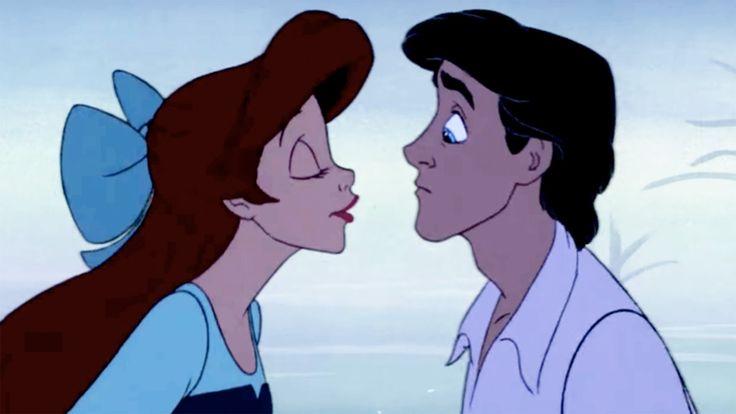 Kiss the Girl sing along with Sebastian from Little Mermaid Sebastian